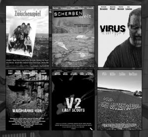 Filme 2009 bis 2012, Kurz und Lang